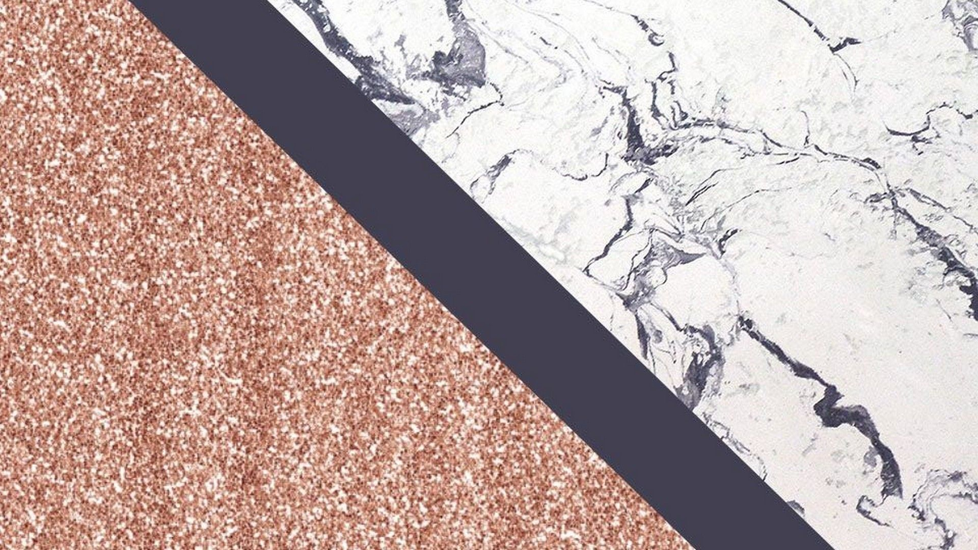 Rose Gold Marble Desktop Backgrounds Hd Rose Gold Marble