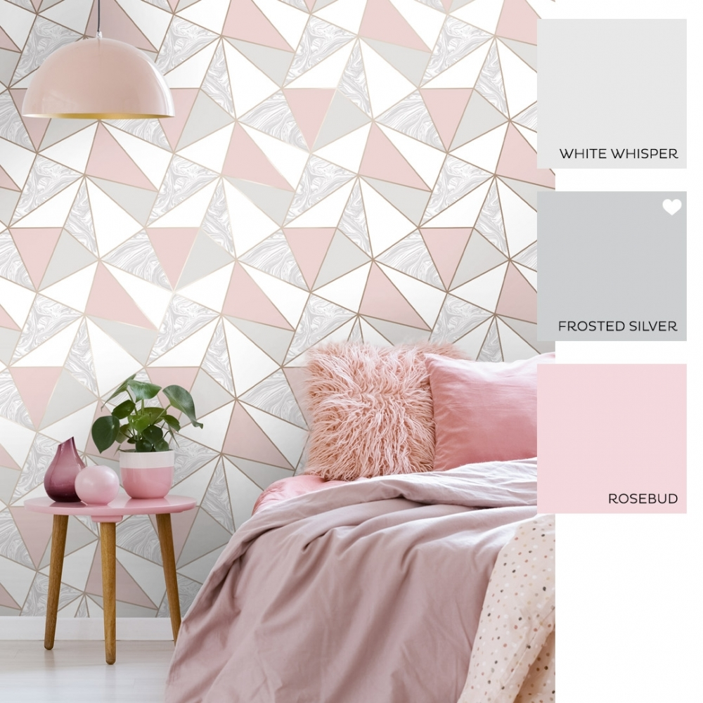 Rose Marble Wallpaper Posted By Zoey Simpson