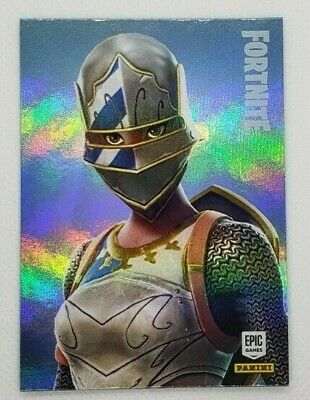 Royale Knight 193 Rare Fortnite Trading Card Nr