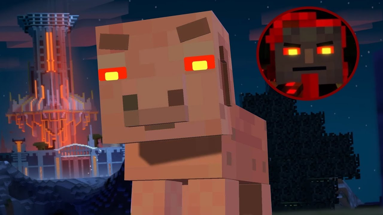 Ruben From Minecraft Story Mode Posted By Ethan Thompson