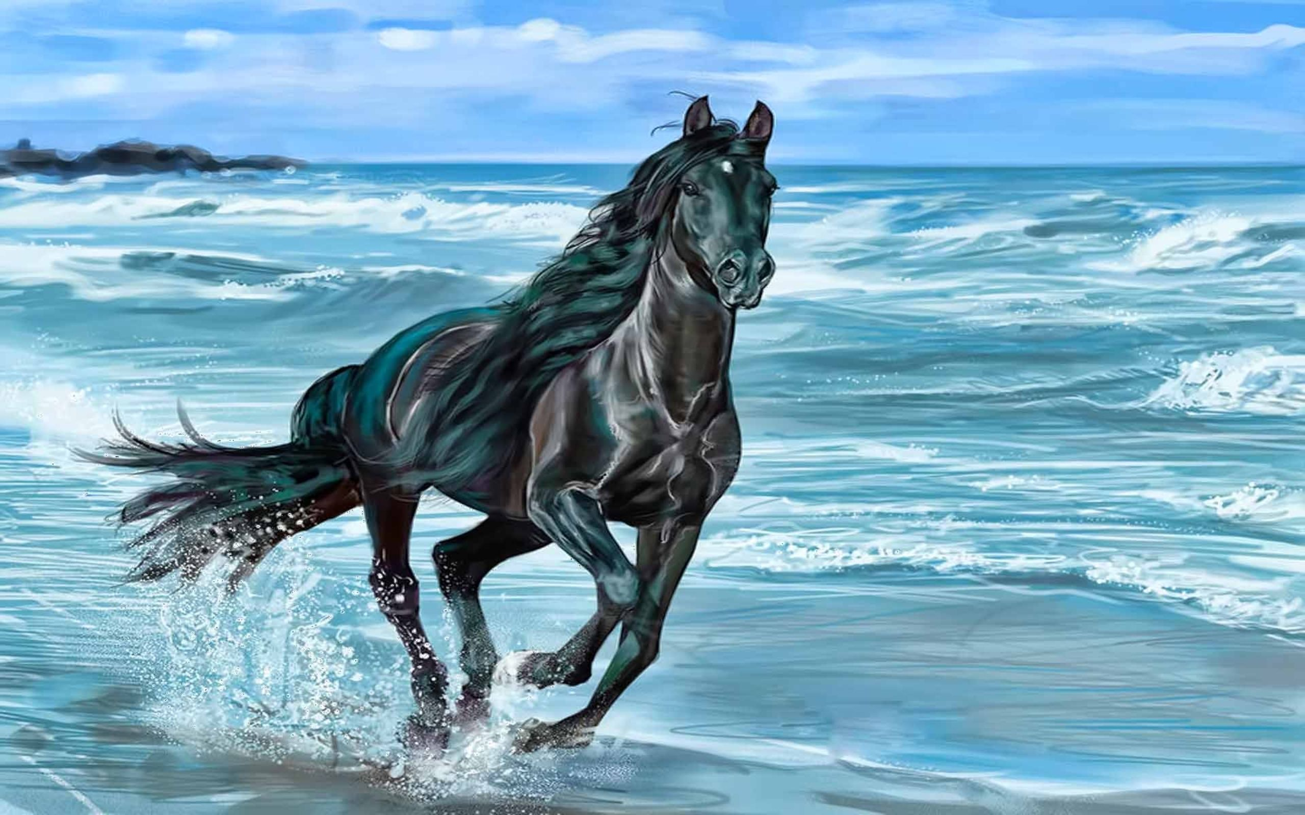 Running Horse Wallpaper Posted By Sarah Johnson