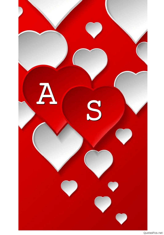 Love حرف R مع S