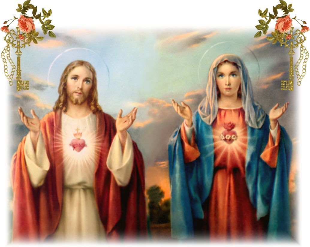 Immaculate Heart Of Mary Wallpapers Wallpaper Cave