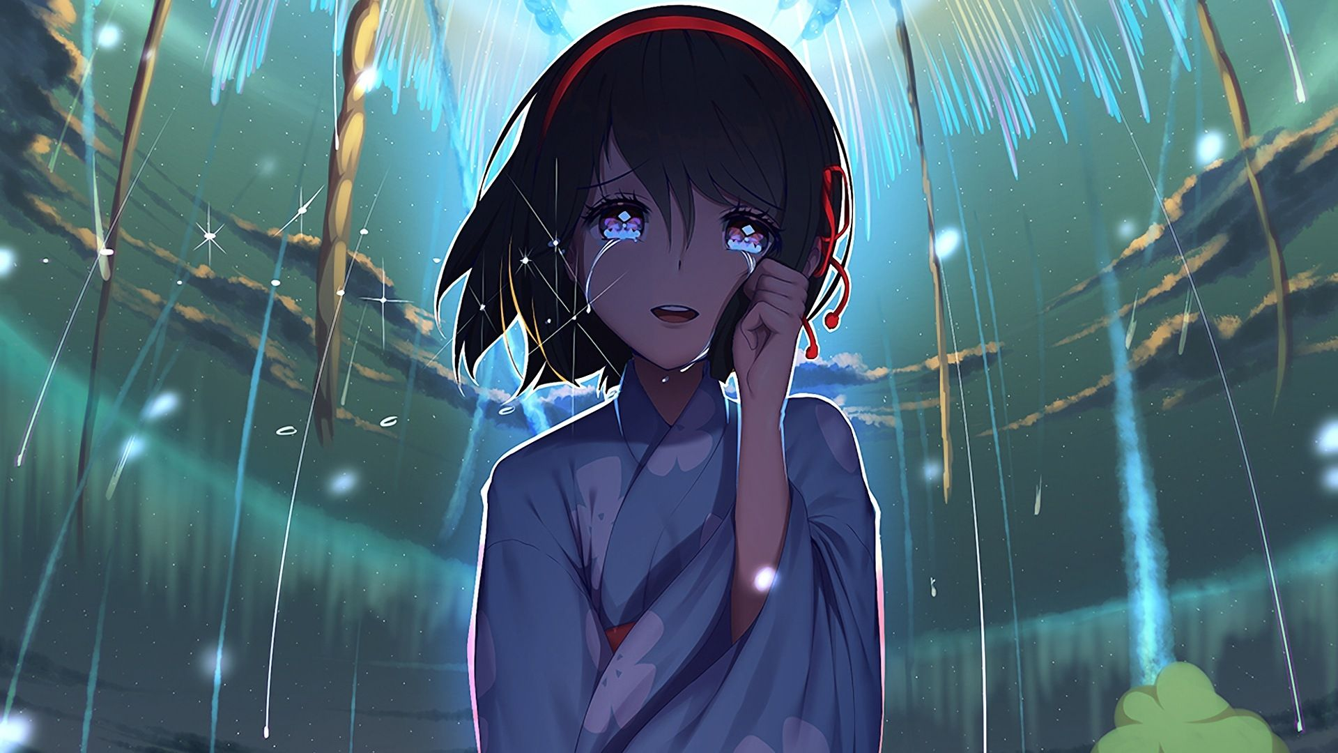 Broken Heart Sad Anime Wallpaper Computer Anime Wallpaper Hd