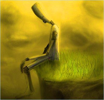 Sad Art Posted By John Tremblay