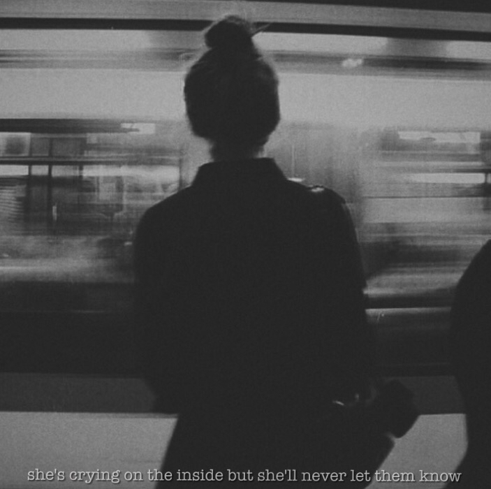 Sad Girl Quotes Tumblr Wallpapers Posted By Sarah Walker