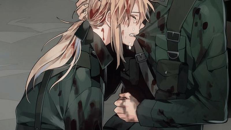 Sad Hug Anime Posted By Samantha Mercado Browse and share the top anime hug gif gifs from 2019 on gfycat. sad hug anime posted by samantha mercado