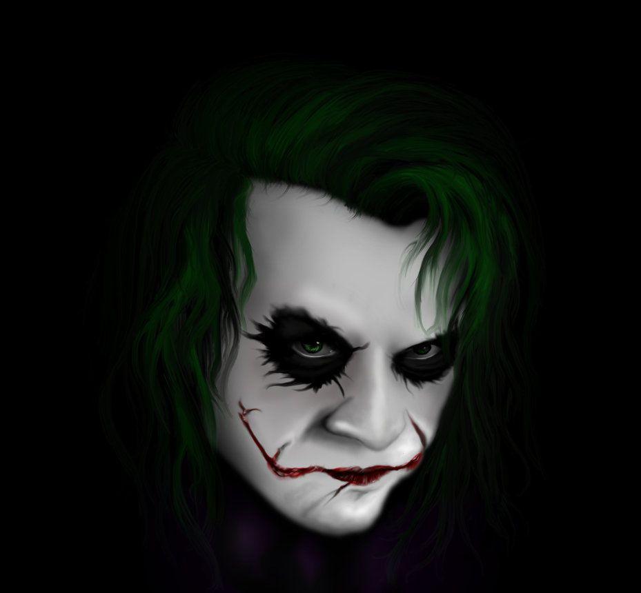 Sad Joker Wallpaper posted by Sarah Walker