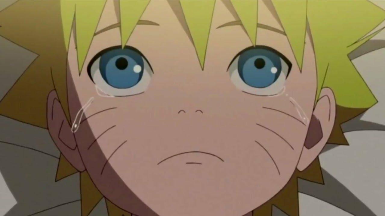 Naruto Childhood Sad Moment