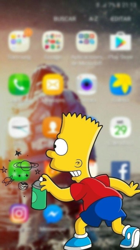 Sad Simpsons Wallpaper Posted By John Simpson