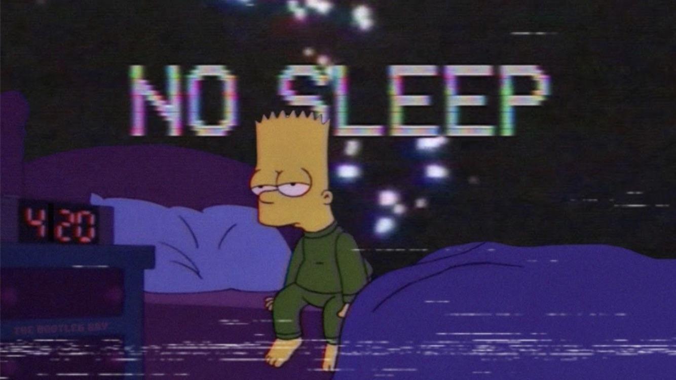 Mood Dark Sad Sad Wallpaper Bart