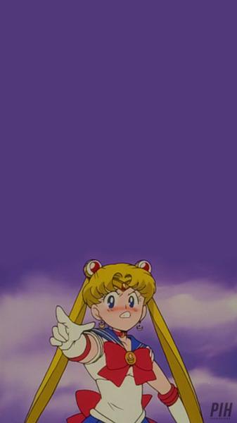 Sailor Moon Wallpaper Aesthetic