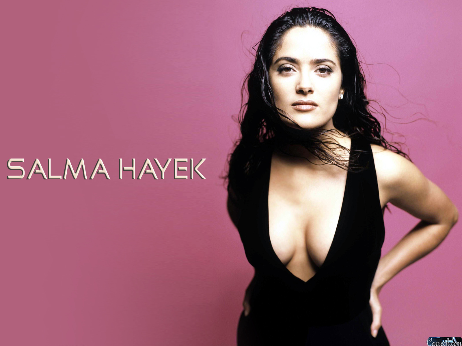 Salma Hayek Wall Paper Posted By Sarah Anderson