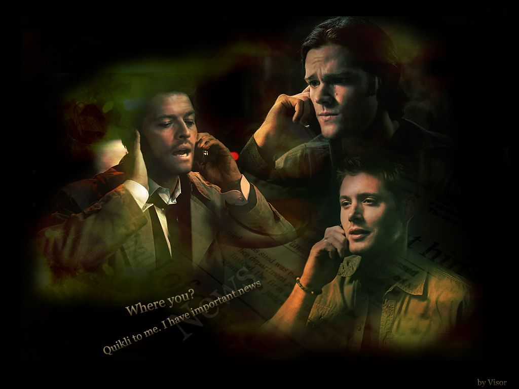 Sam And Dean Wallpaper