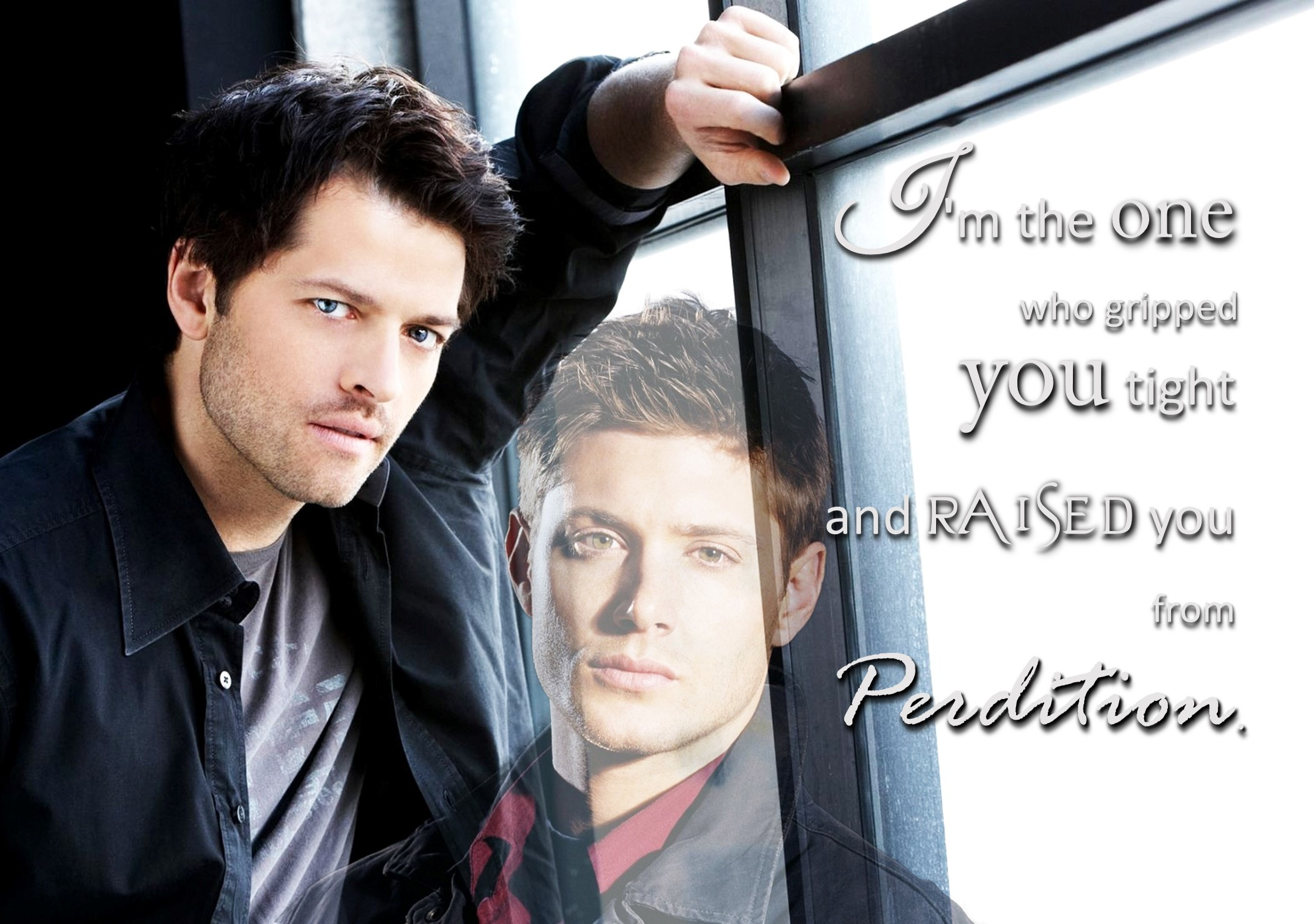 Sam And Dean Winchester Wallpaper Posted By Zoey Johnson