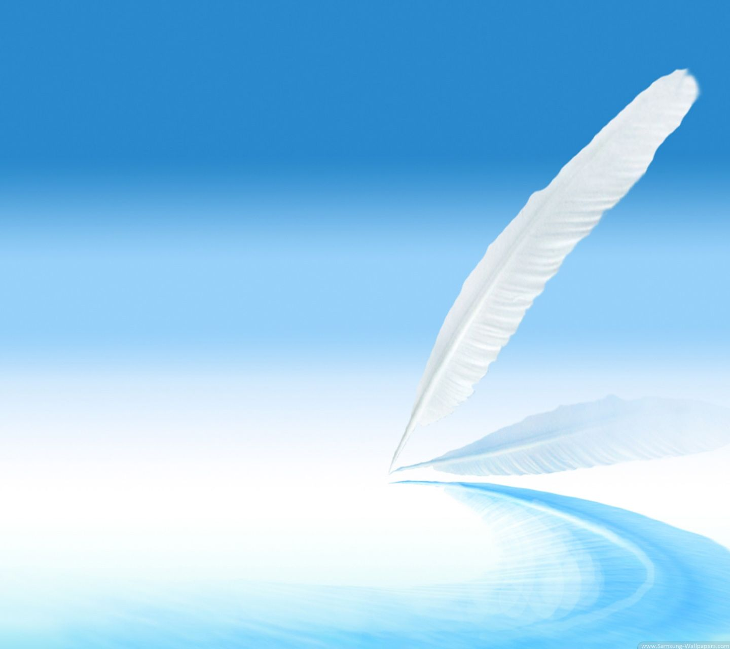 Samsung Galaxy Feather Wallpaper Posted By Ryan Anderson