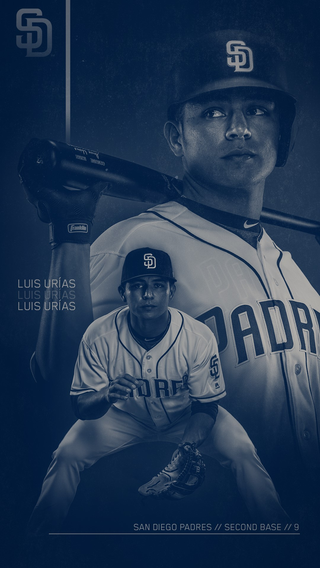 San Diego Padres Iphone Wallpaper Posted By John Sellers