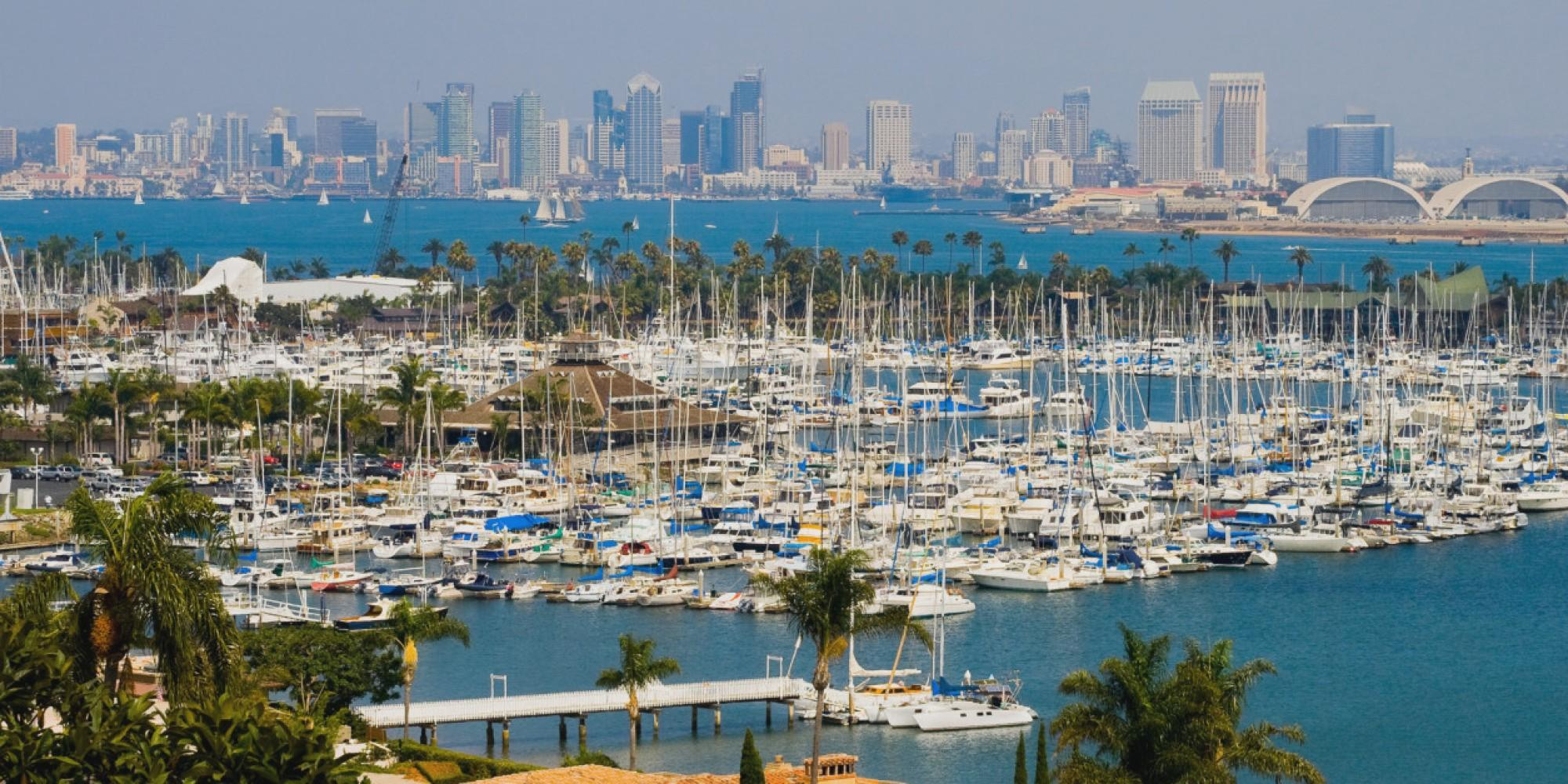 San Diego Wallpaper Hd Posted By Samantha Anderson