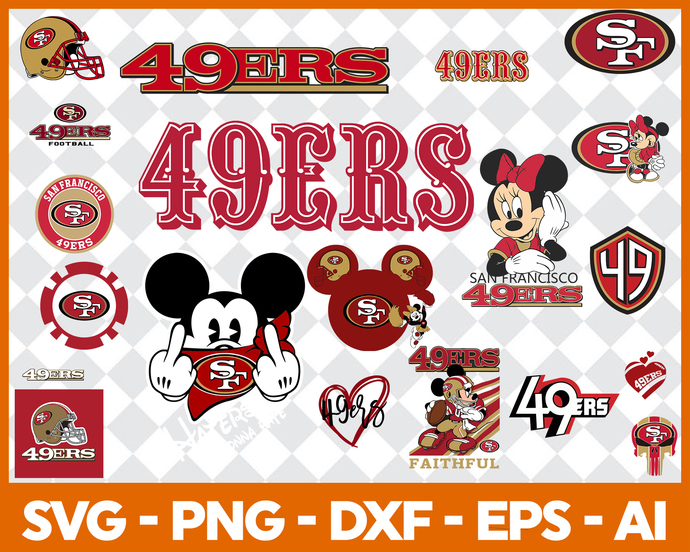 San Francisco 49ers Logo Images Posted By Sarah Cunningham