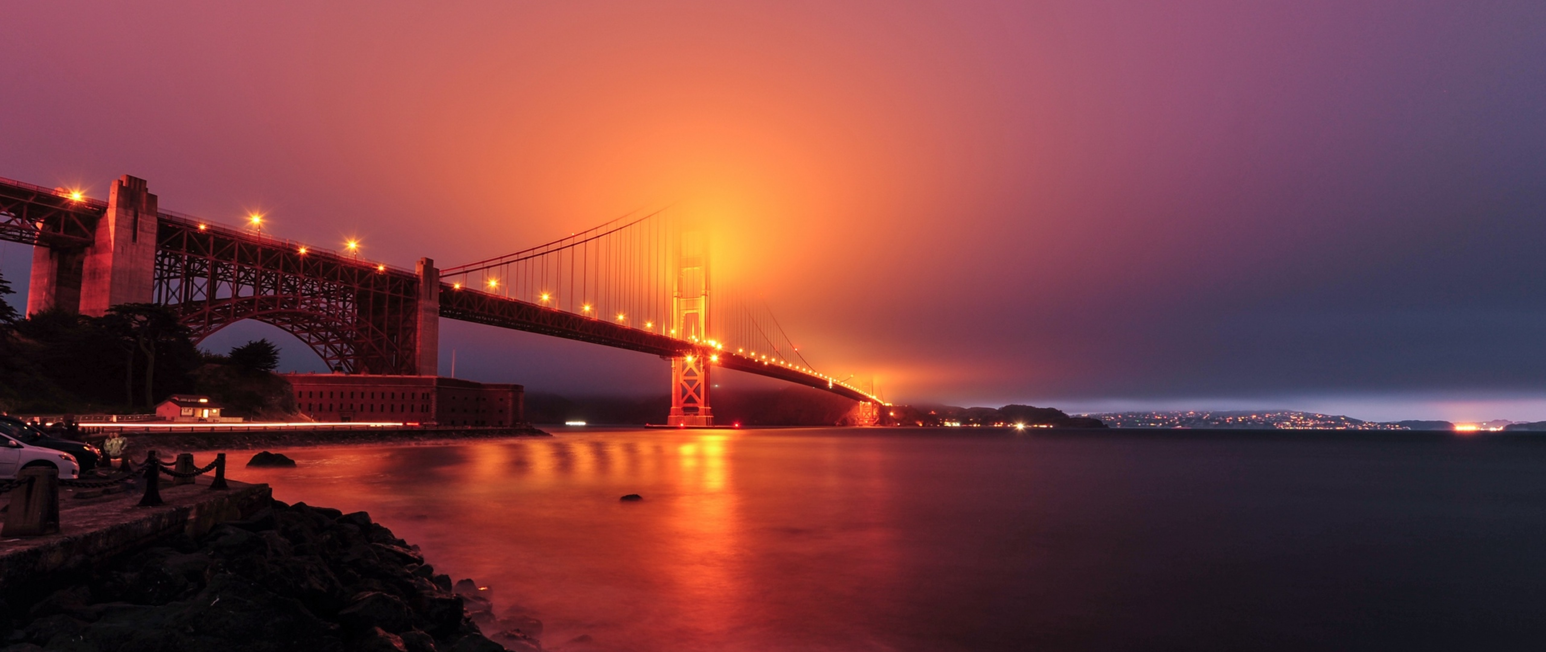 San Francisco Wallpaper 4k Posted By Michelle Thompson