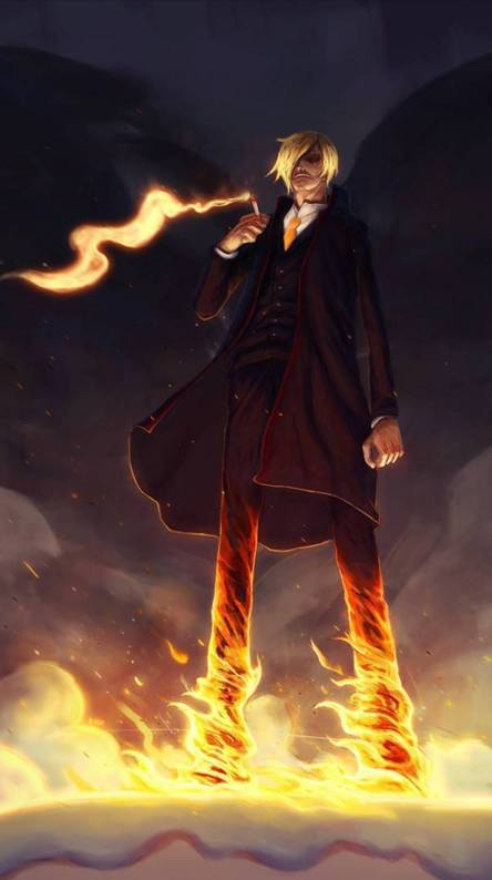 Sanji One Piece Wallpaper Posted By Sarah Cunningham