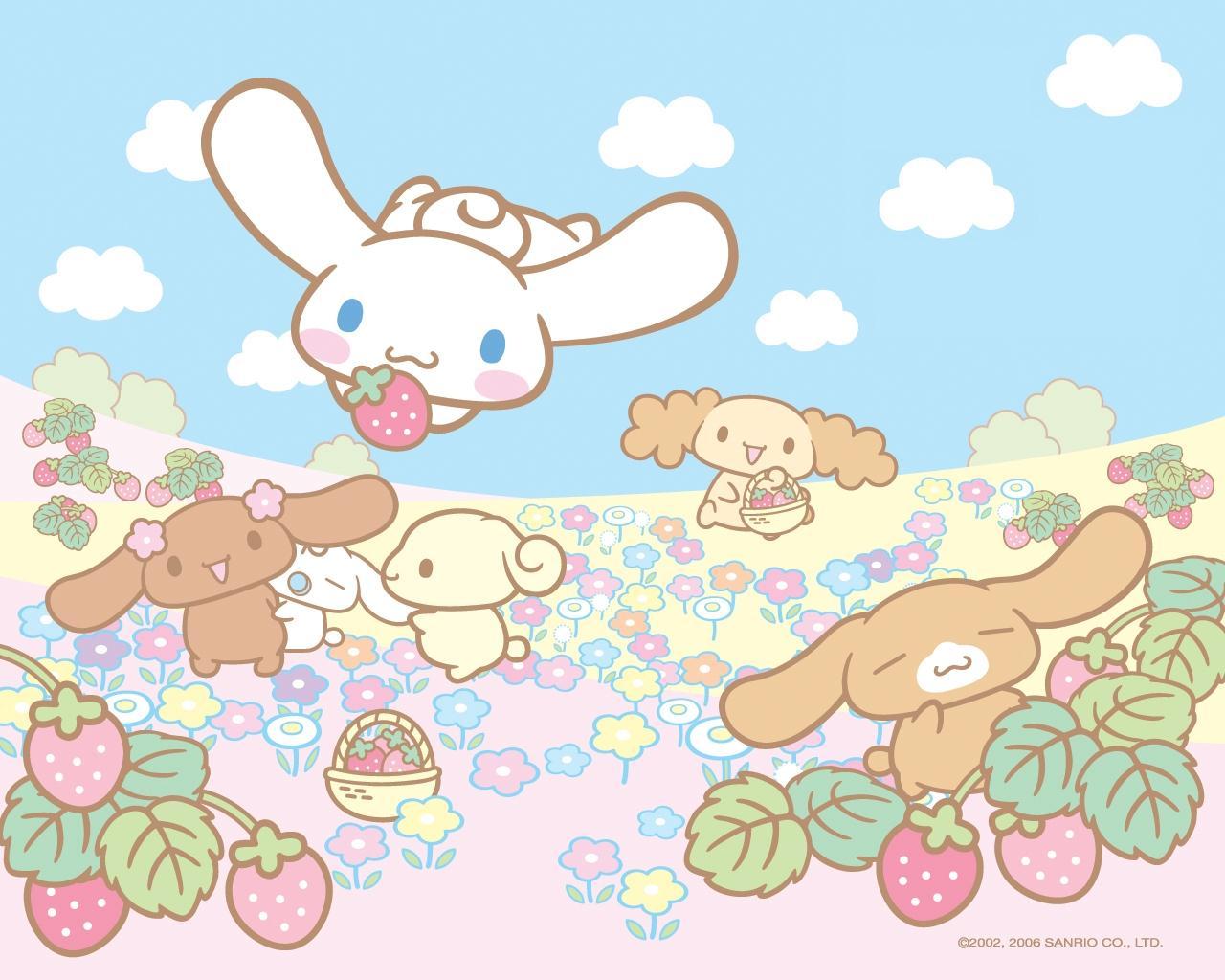Sanrio Desktop Wallpapers Top Free Sanrio Desktop