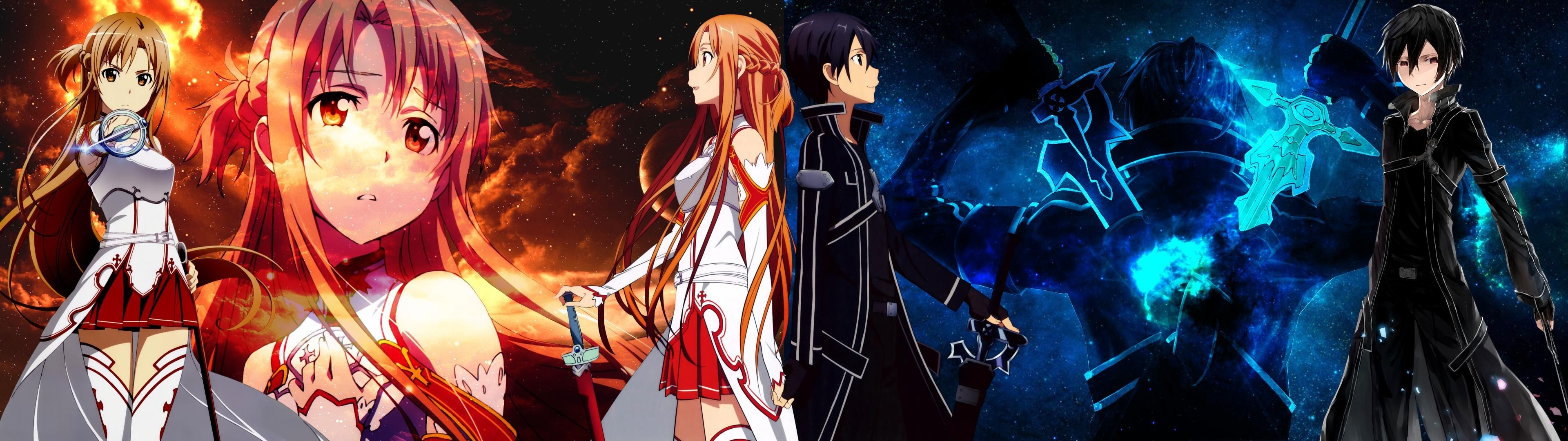 Sao Swords Wallpaper Posted By Ryan Johnson