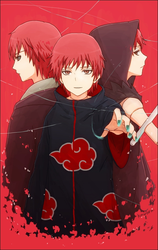 Sasori Wallpaper Posted By Zoey Simpson