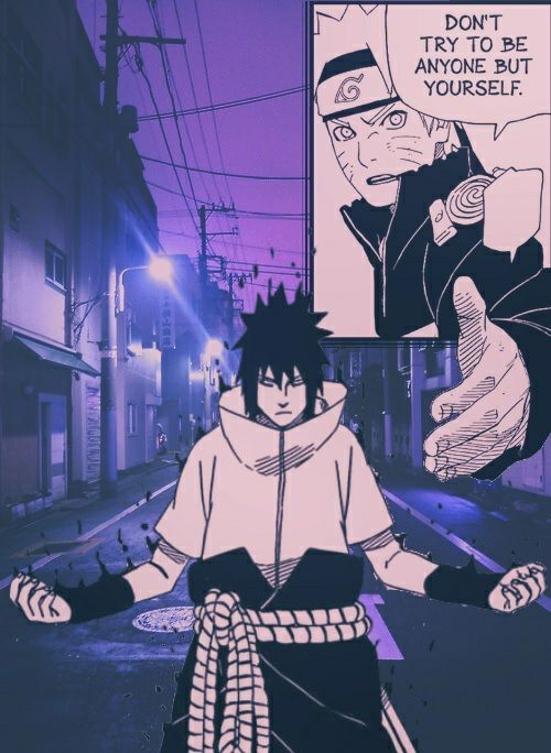 Sasuke Aesthetic Wallpapers Posted By Samantha Peltier