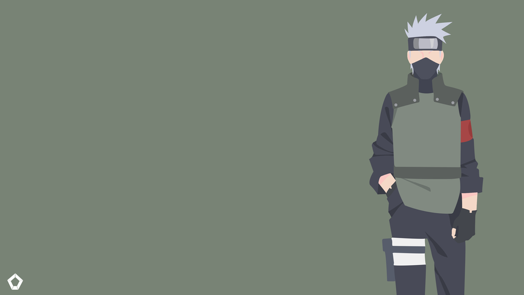 Itachi Uchiha Naruto Minimalist Wallpaper By Slezzy7 On