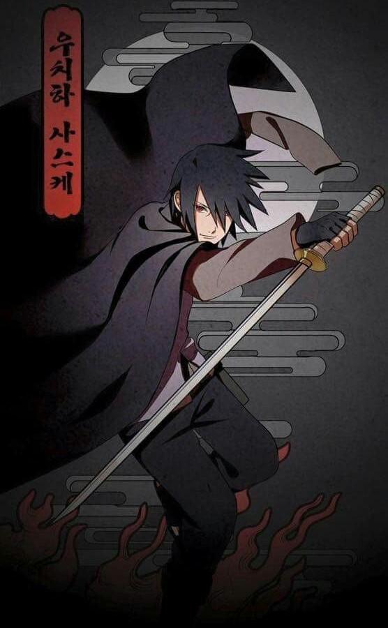 Sasuke Wallpaper Hd Android Gambar Ngetrend Dan Viral