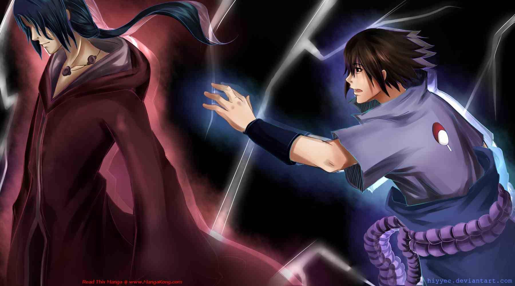 Sasuke Vs Itachi Wallpapers Posted By Ryan Sellers