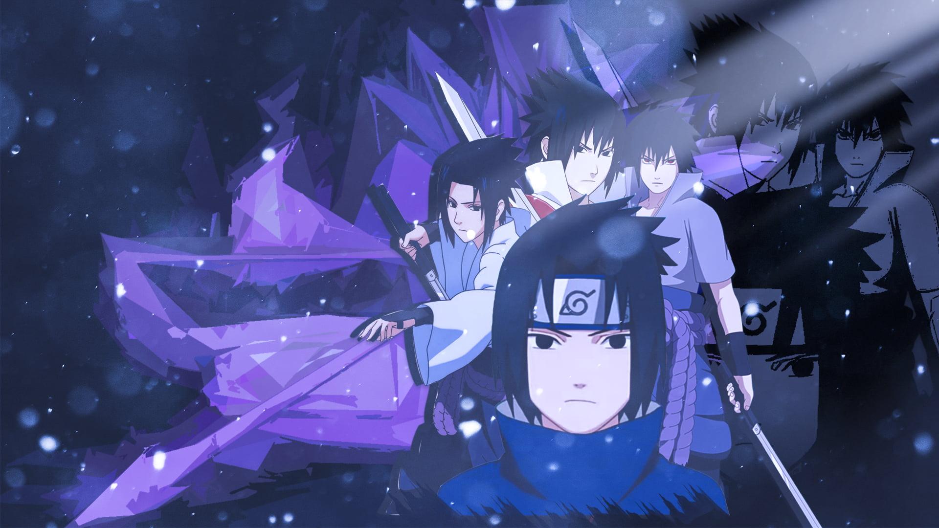 Anime Wallpaper Sasuke Uchiha Hd Wallpapers and backgrounds