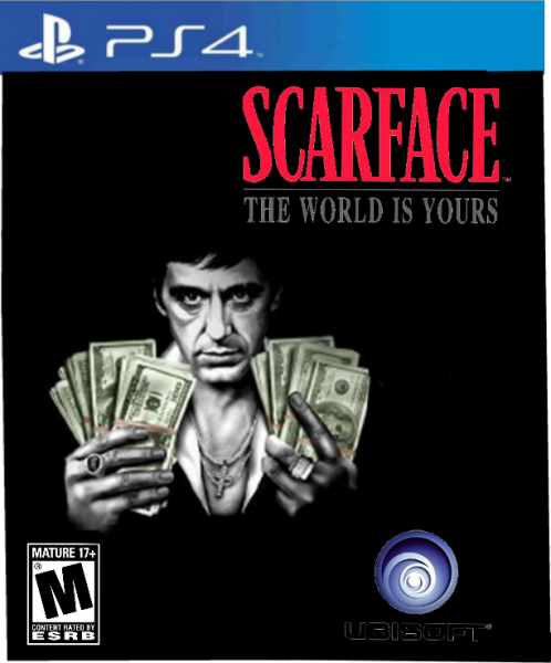 Scarface Ps4 Posted By Zoey Tremblay
