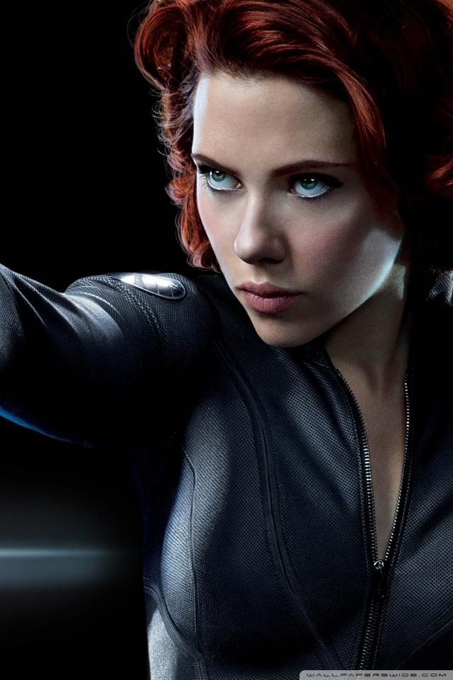 Scarlett Johansson Black Widow Wallpaper Posted By Ryan Simpson