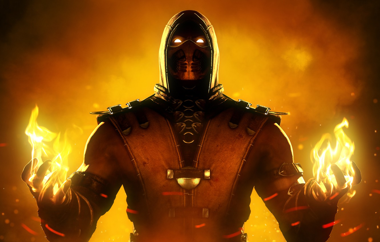 Scorpion Mortal Kombat X Pictures Posted By Zoey Walker