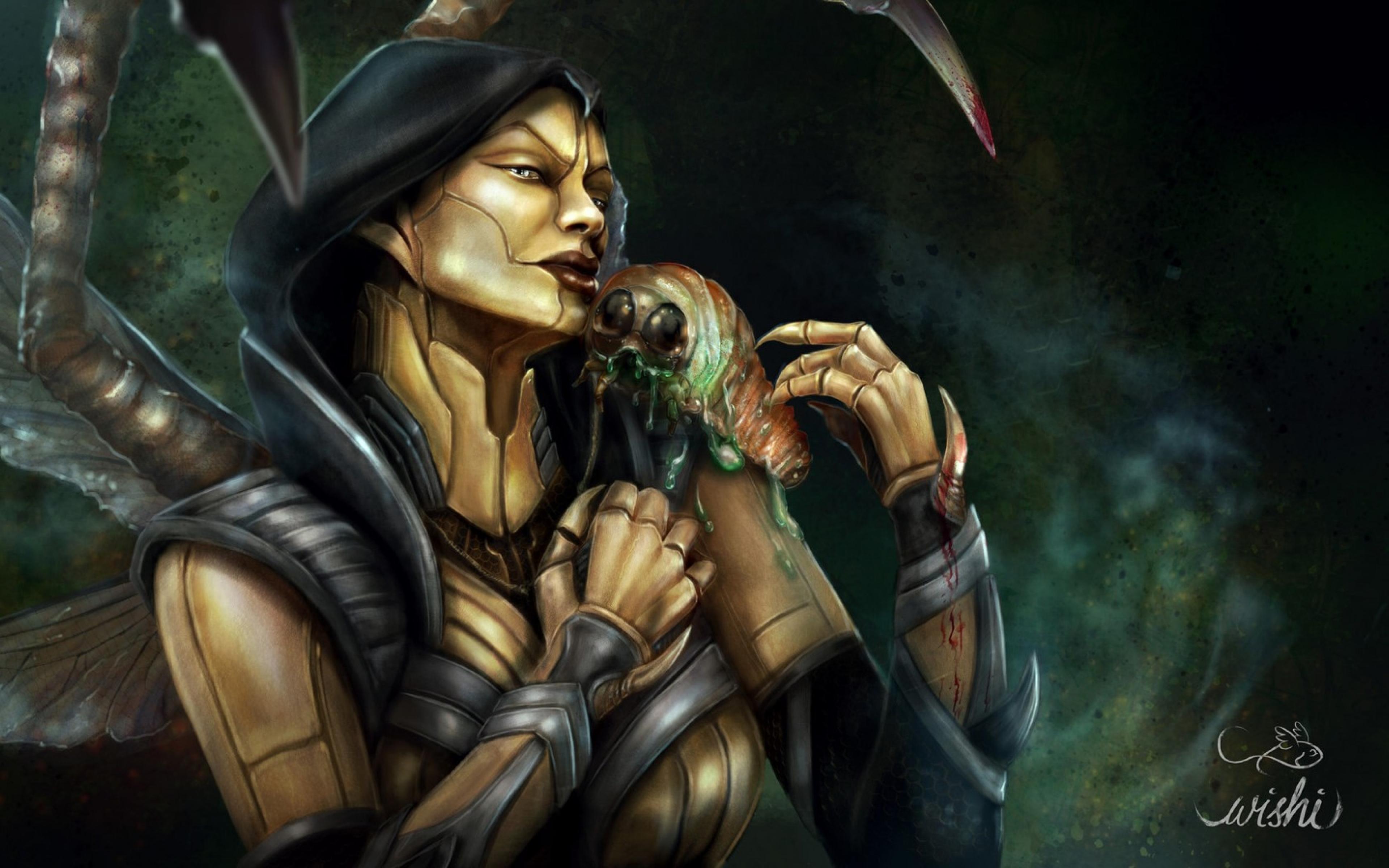 Scorpion Mortal Kombat X Wallpaper Posted By Samantha Tremblay
