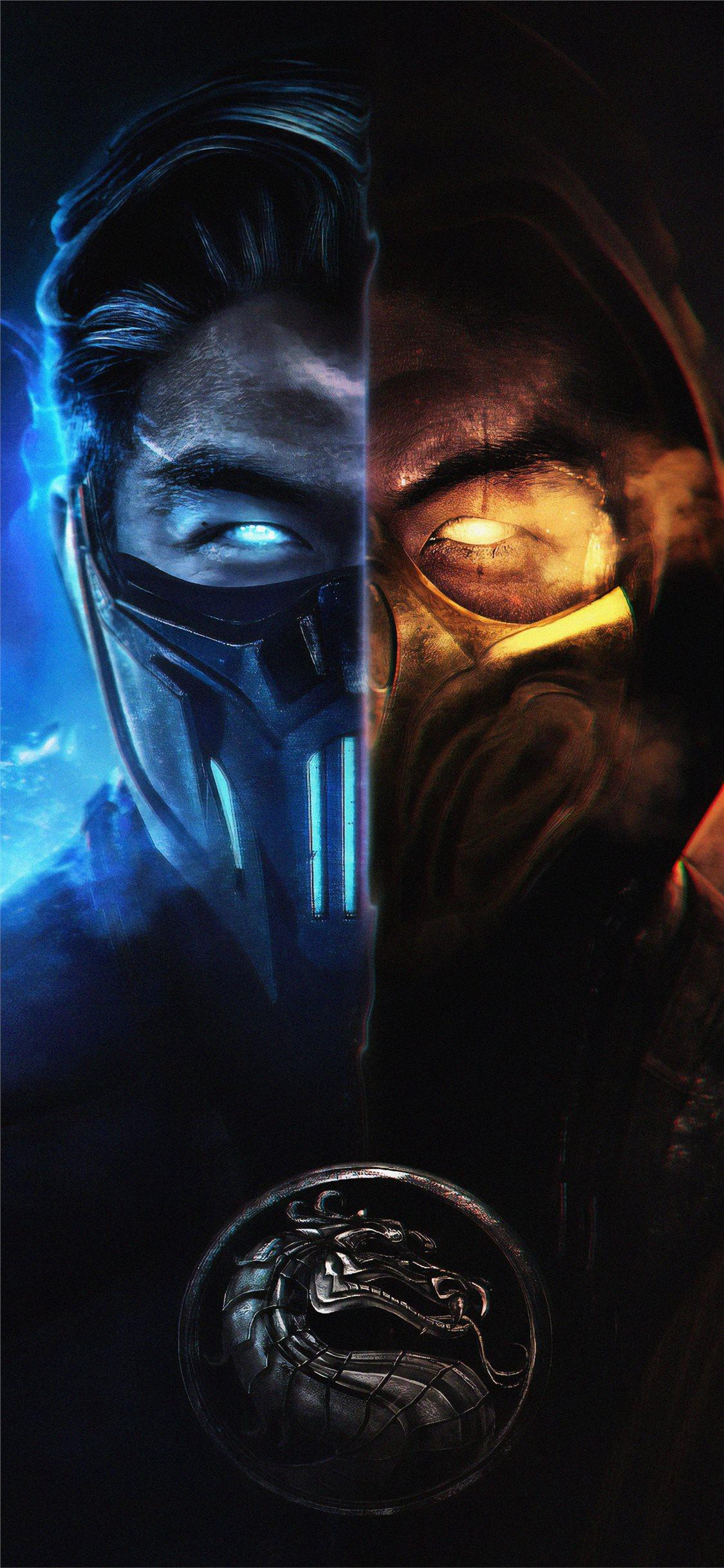 Scorpion Mortal Kombat X Wallpaper