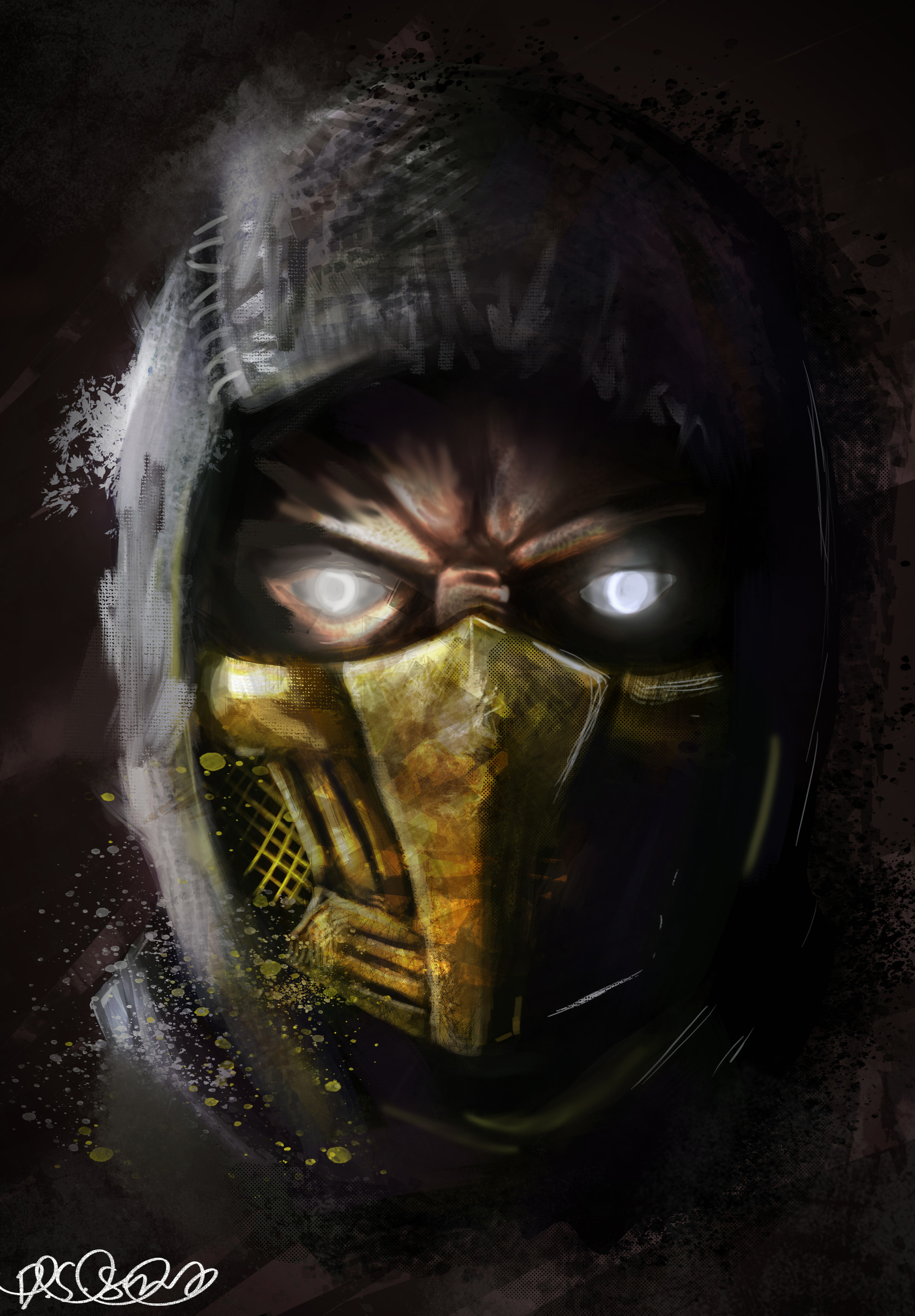 Scorpion Pics Mortal Kombat Posted By Christopher Thompson