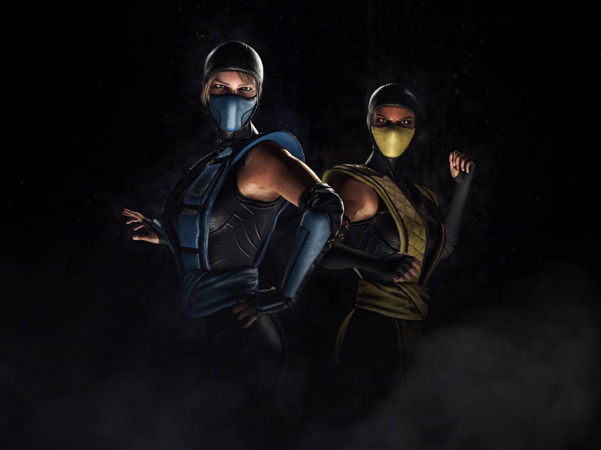 Scorpion Wallpaper Mortal Kombat X Posted By Michelle Anderson