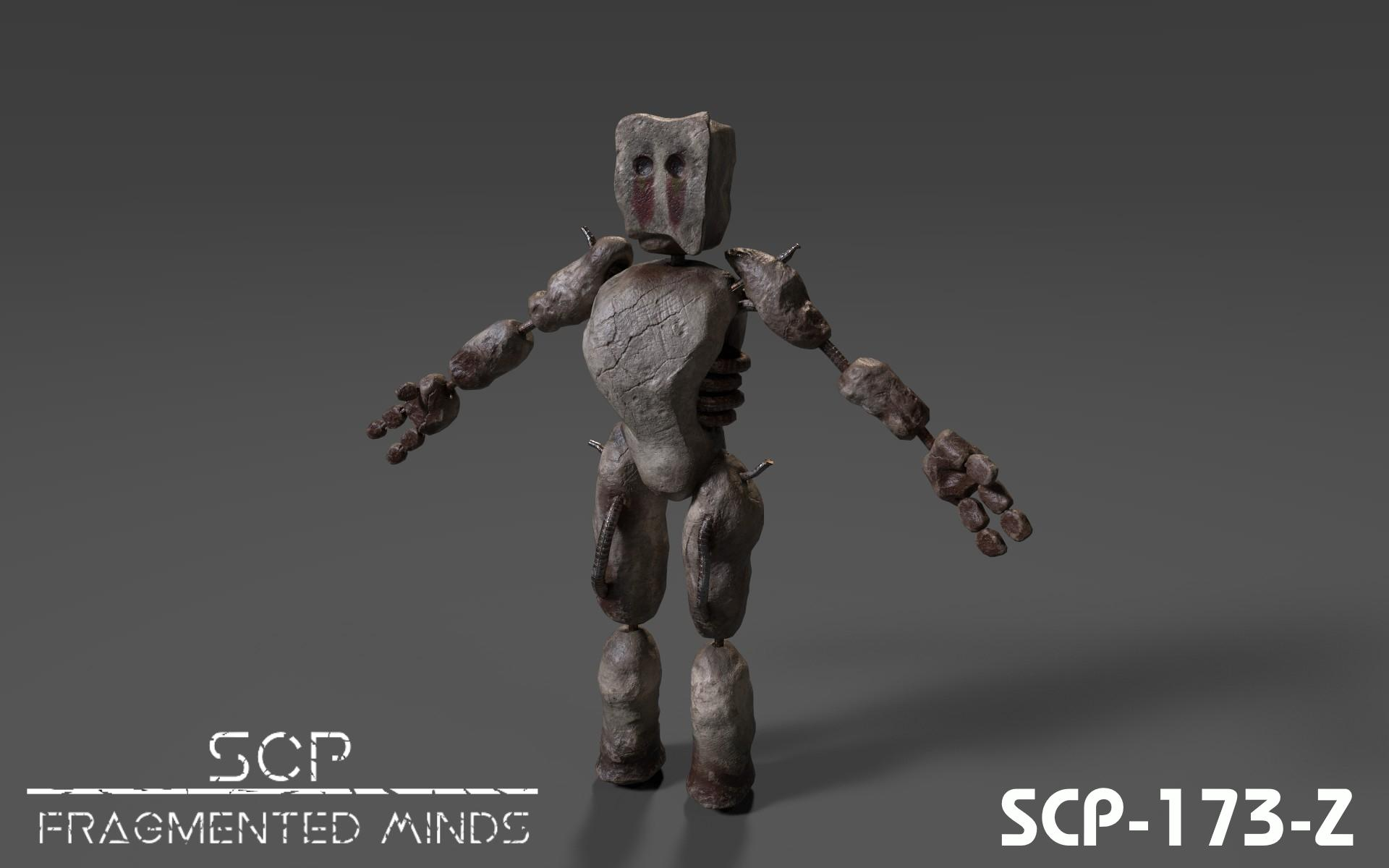 Roblox Scp 173 Scp 106 Scp Containment Breach Wallpaper Posted By Ryan Thompson