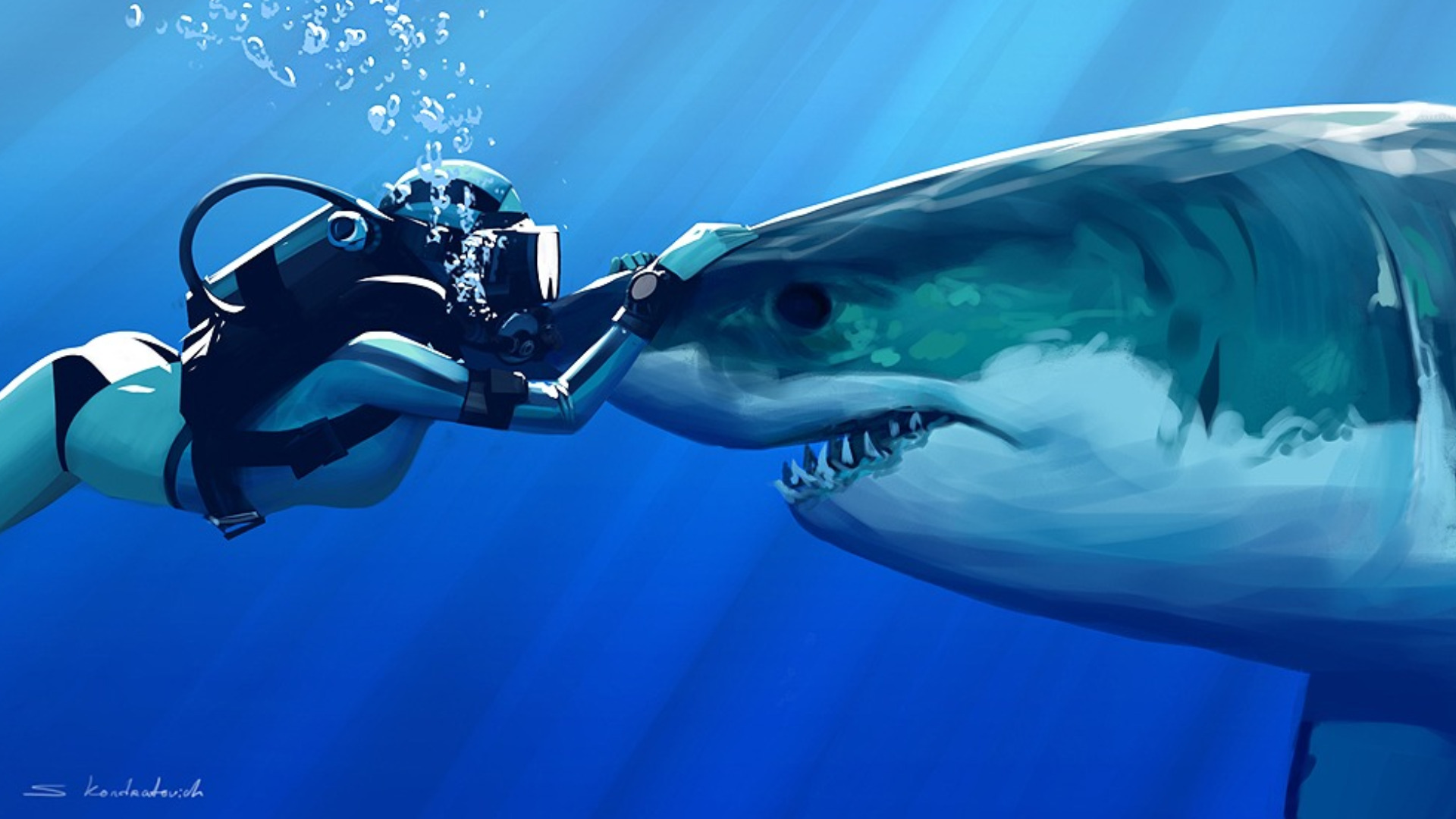 Scubadiving Wallpaper Posted By Samantha Anderson