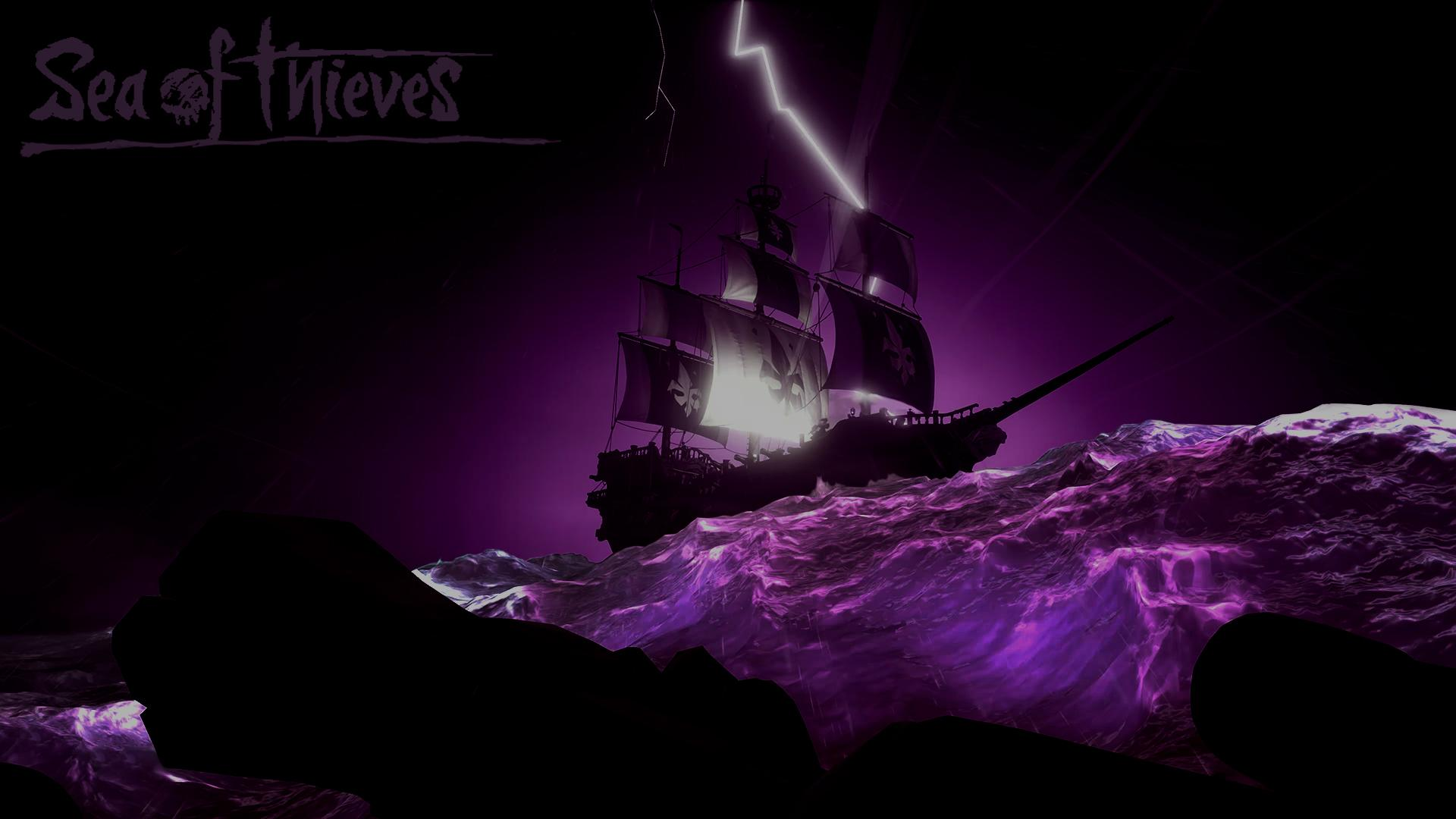 Sea Of Thieves Desktop Background Posted By Christopher Anderson