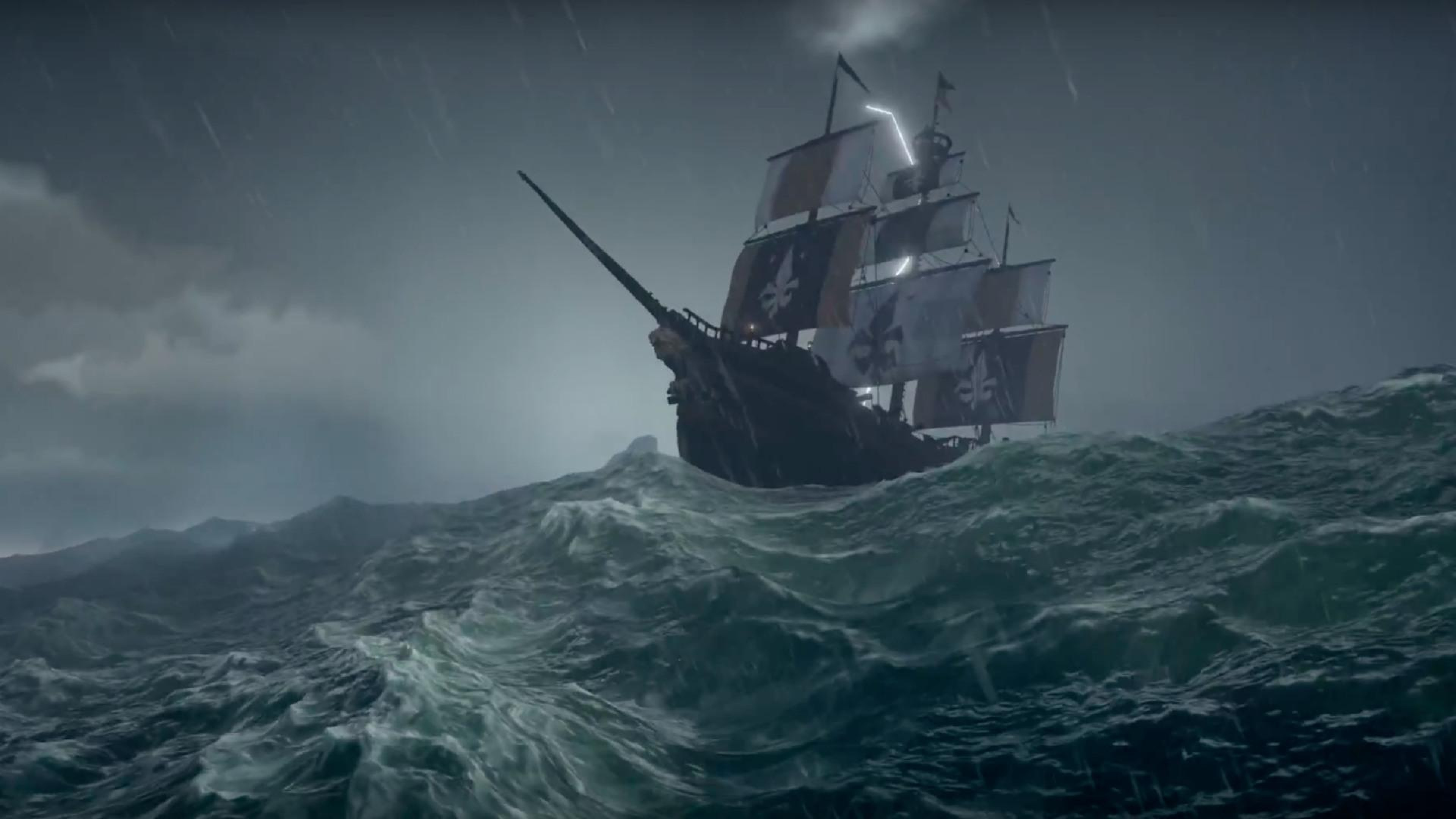 Sea Of Thieves Wallpaper Hd Posted By Ethan Walker