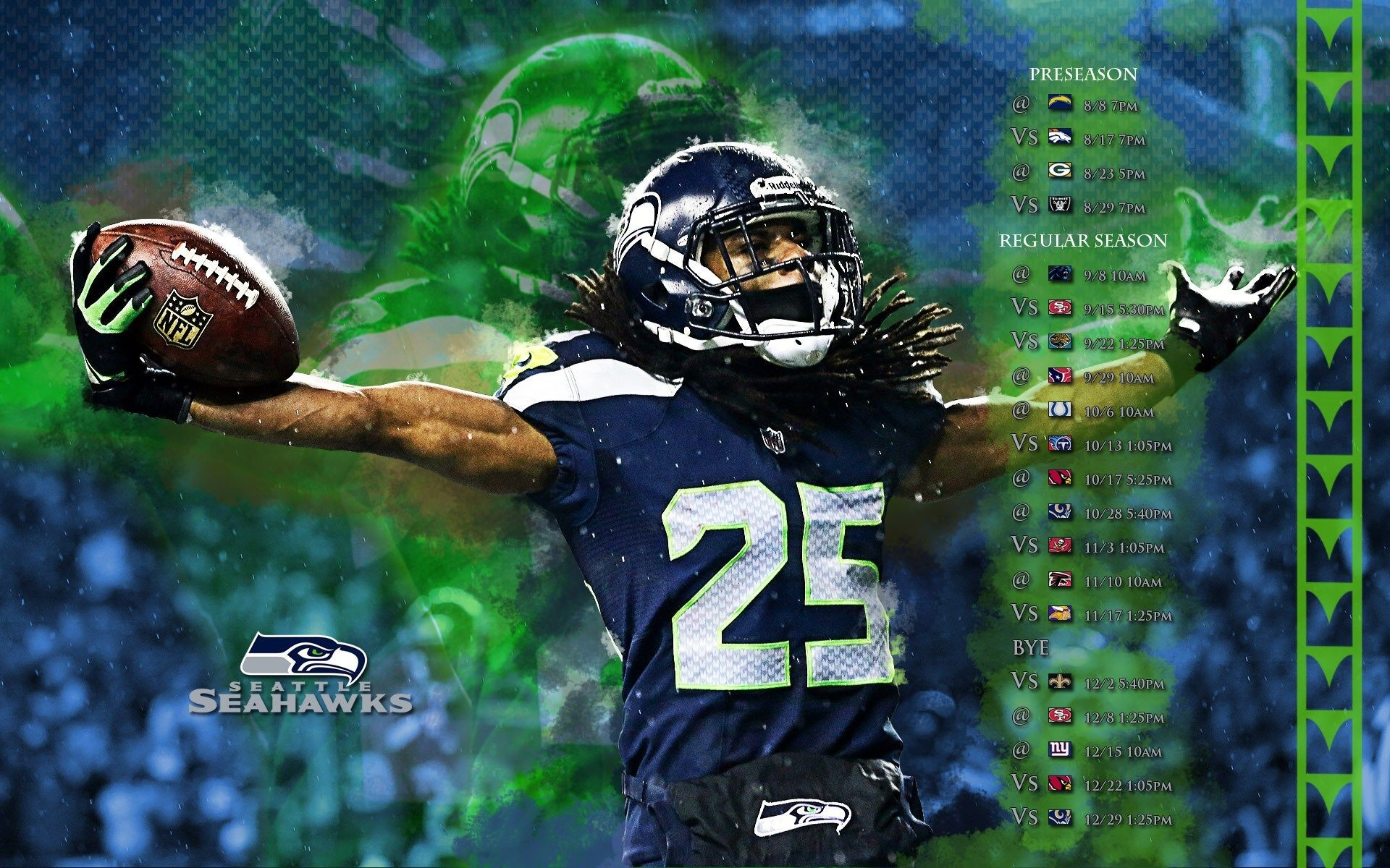 Seattle Seahawks Wallpaper Posted By Samantha Tremblay