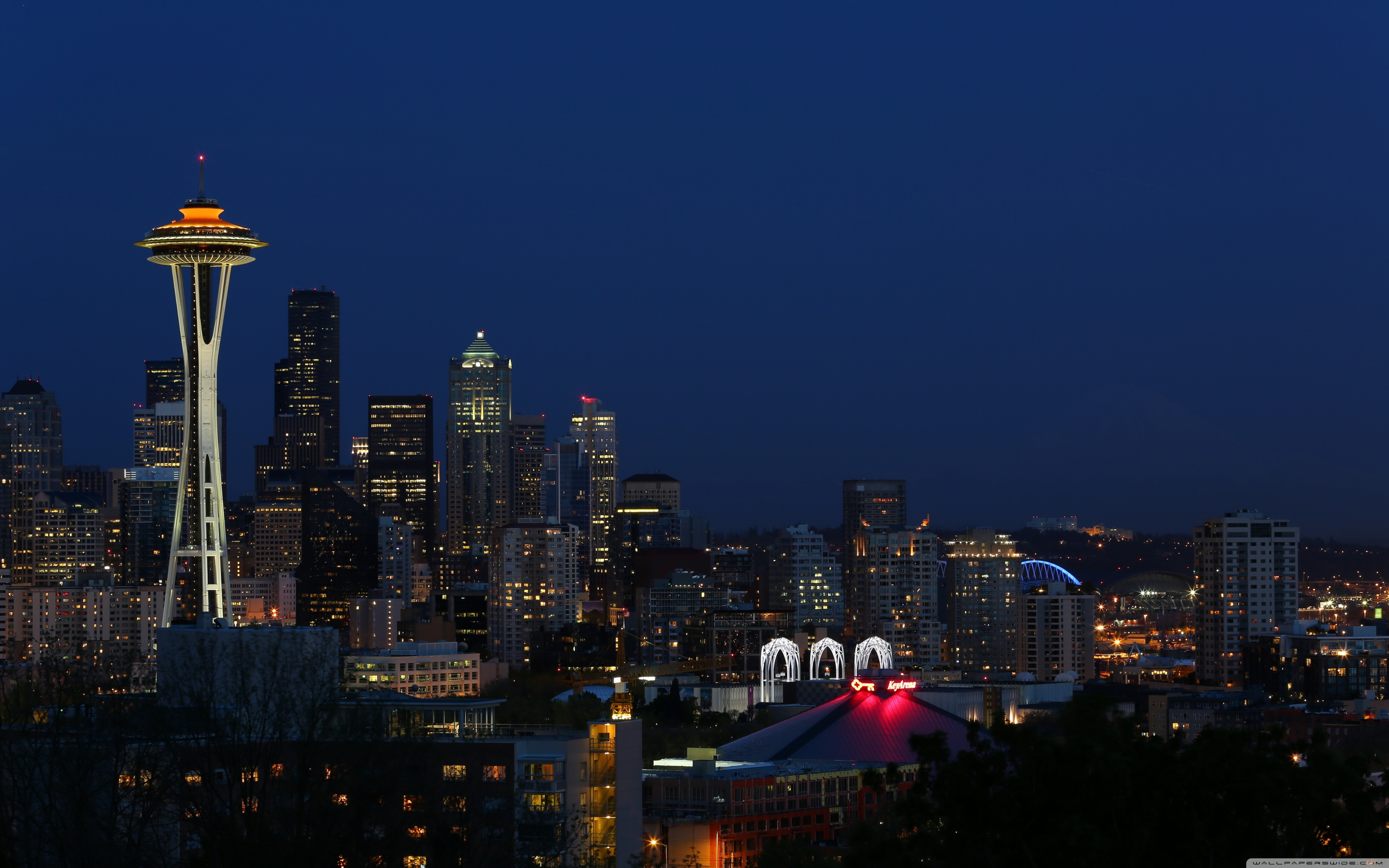 Seattle Wallpaper 4k Posted By Christopher Tremblay