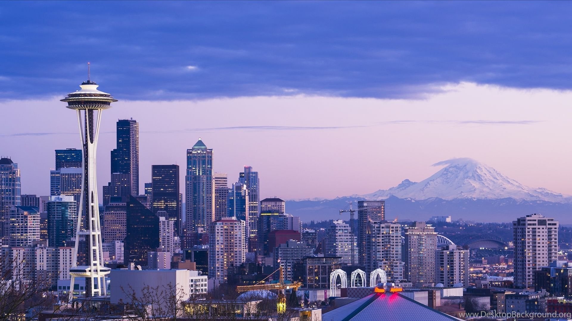 Seattle Wallpaper Hd Posted By John Tremblay