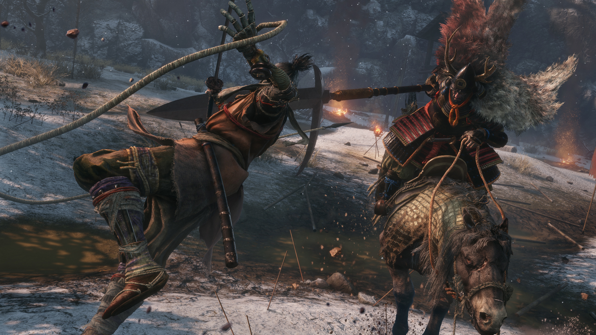 Sekiro Wallpapers Posted By Ethan Cunningham