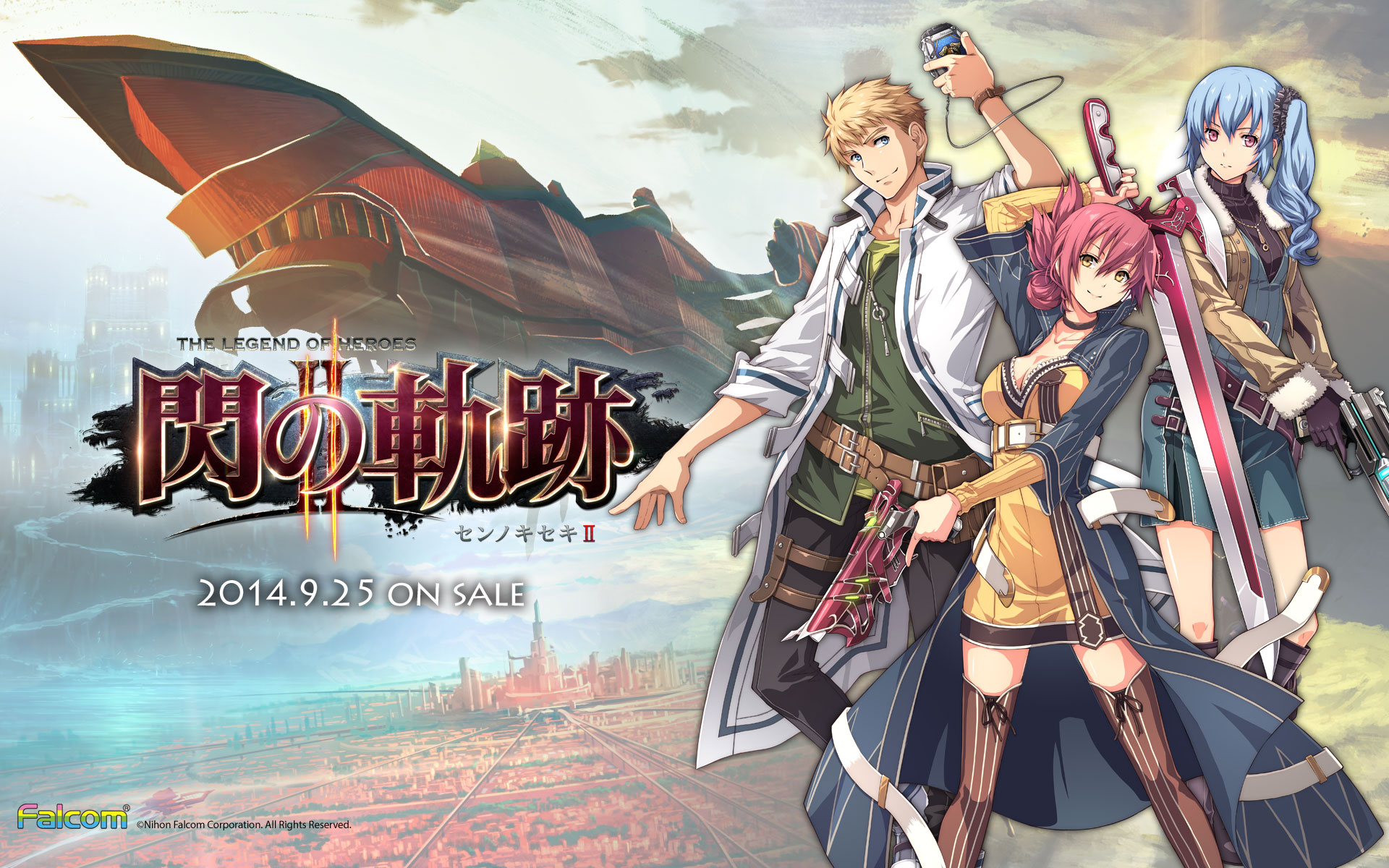 Sen No Kiseki 3 Wallpaper Posted By Christopher Thompson