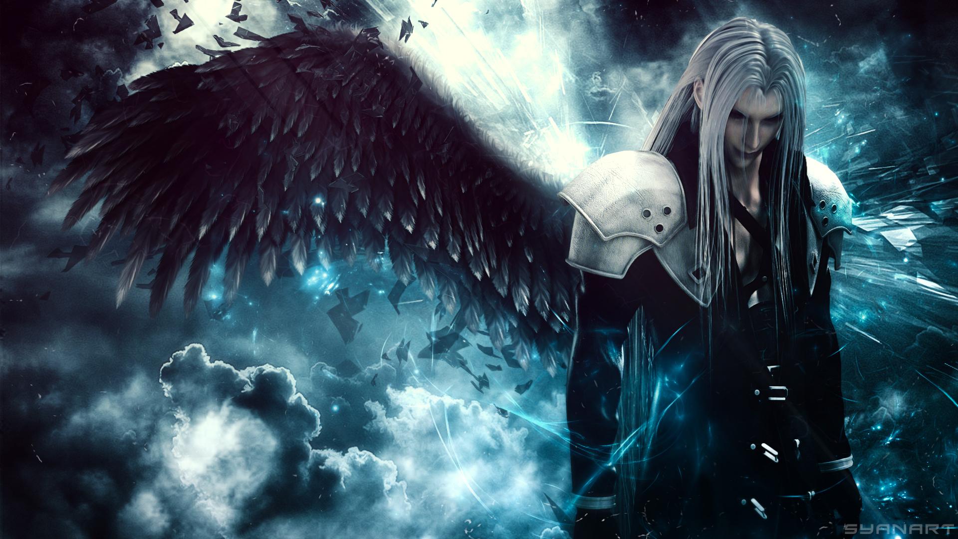 Sephiroth Hd Wallpaper Posted By Samantha Walker